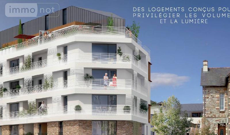 Appartement a vendre Rennes 35000 Ille-et-Vilaine 164 m2 5 pièces 809000 euros