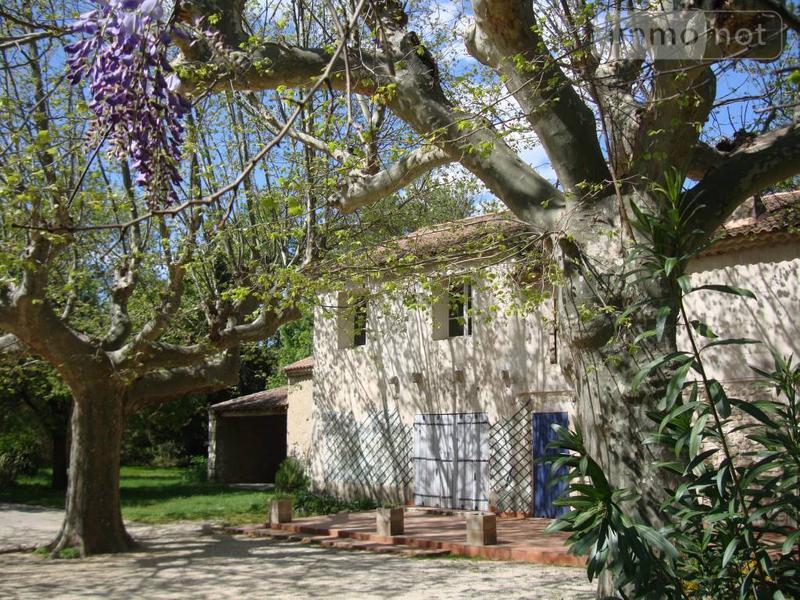 Achat maison a vendre saint r my de provence 13210 bouches for Entretien jardin st remy de provence
