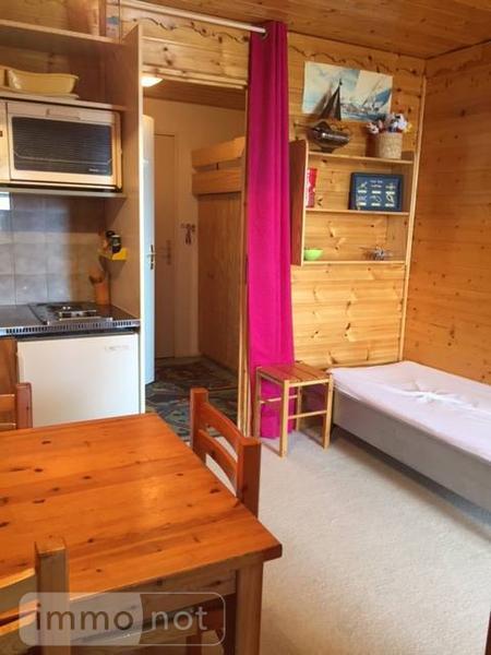 Appartement a vendre Huez 38750 Isere 21 m2 2 pièces 90100 euros
