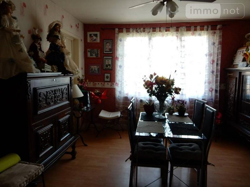 Maison a vendre Magny-Vernois 70200 Haute-Saone 90 m2 6 pièces 117680 euros