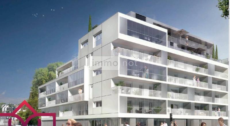 Appartement a vendre Rennes 35000 Ille-et-Vilaine 121 m2 5 pièces 536500 euros