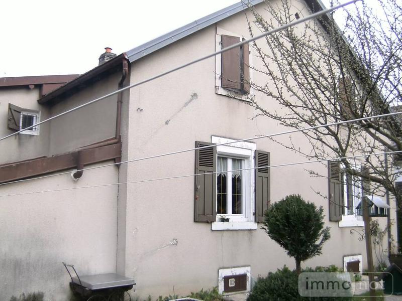 Maison a vendre Audincourt 25400 Doubs 120 m2 7 pièces 149120 euros