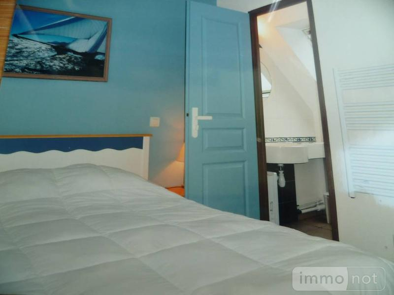 Appartement a vendre Fouesnant 29170 Finistere 29 m2 2 pièces 151786 euros