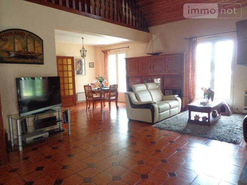 Maison a vendre Fay-de-Bretagne 44130 Loire-Atlantique 155 m2 7 pièces 248572 euros