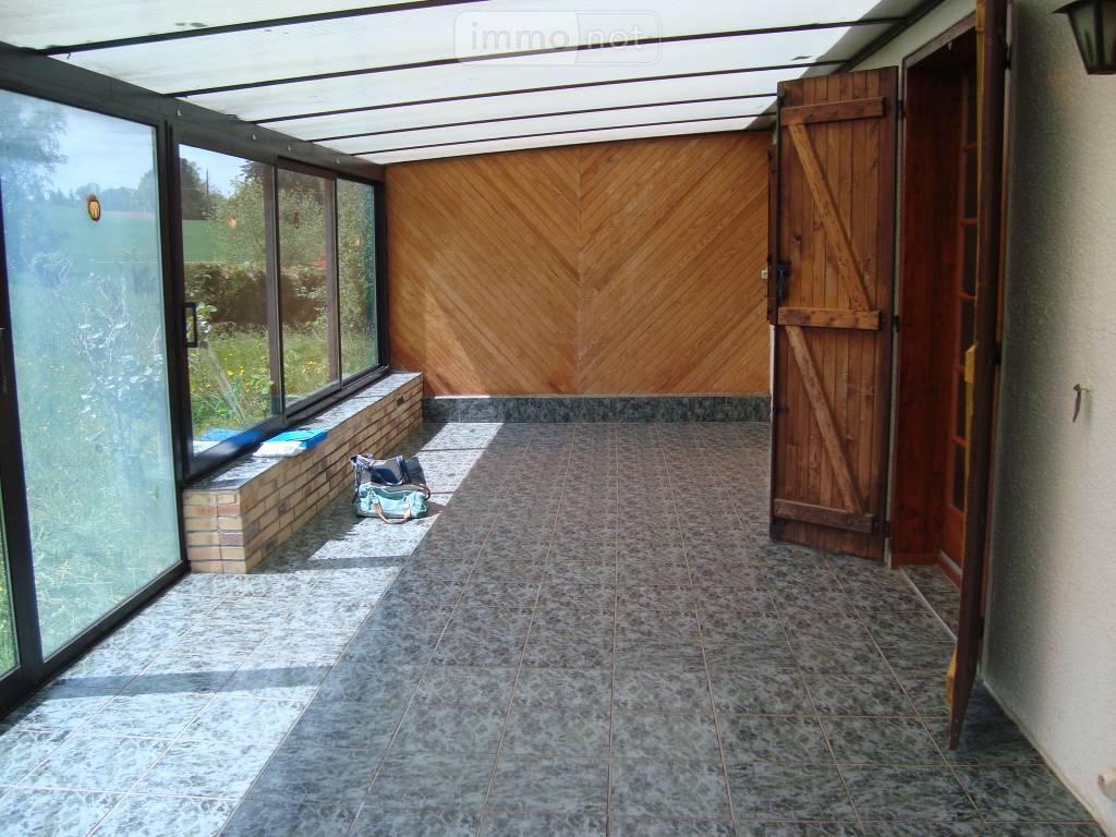 Maison a vendre Cléguérec 56480 Morbihan 93 m2 4 pièces 75532 euros