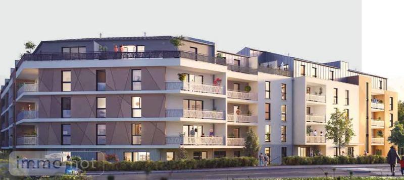 Appartement a vendre Bruz 35170 Ille-et-Vilaine 84 m2 4 pièces 240000 euros