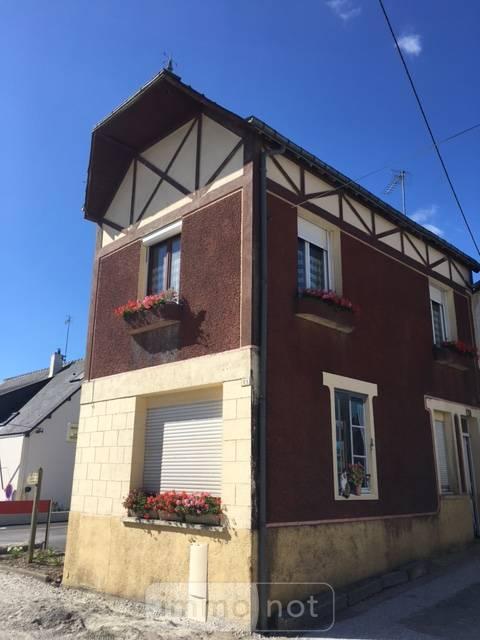 Achat maison a vendre cl gu rec 56480 morbihan 68 m2 2 for Achat maison 68
