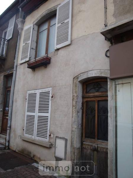 Maison a vendre Poligny 39800 Jura 132 m2 5 pièces 49000 euros