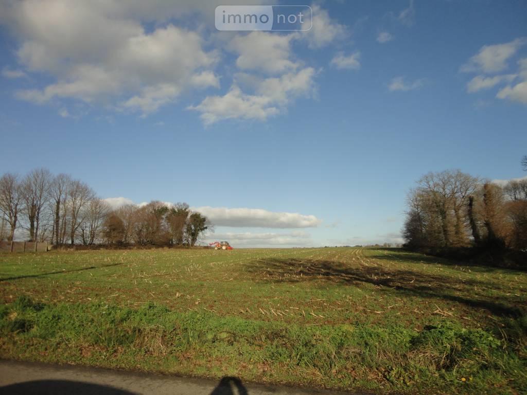 Terrain a batir a vendre Radenac 56500 Morbihan 9540 m2  84319 euros