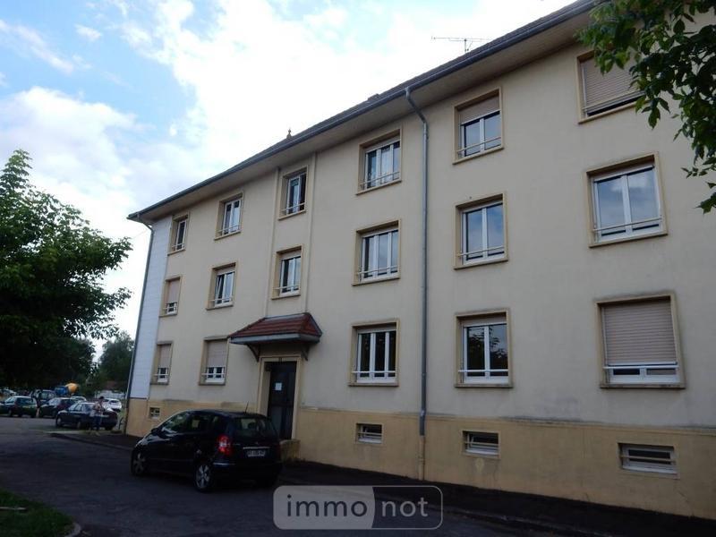 Appartement a vendre Lure 70200 Haute-Saone 36 m2 4 pièces 69400 euros