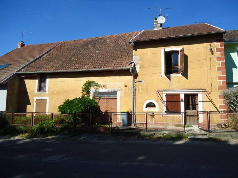 Maison a vendre Sornay 70150 Haute-Saone 72 m2 4 pièces 75900 euros