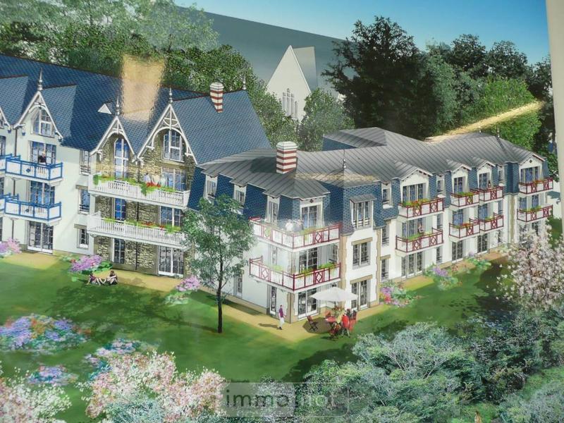 Appartement a vendre Fouesnant 29170 Finistere 46 m2 2 pièces 173000 euros