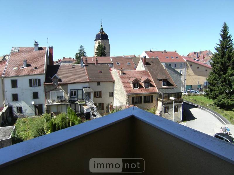 Appartement a vendre Pontarlier 25300 Doubs 46 m2 2 pièces 120800 euros