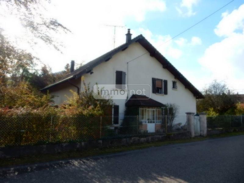 Maison a vendre Fresse 70270 Haute-Saone 120 m2 8 pièces 149000 euros