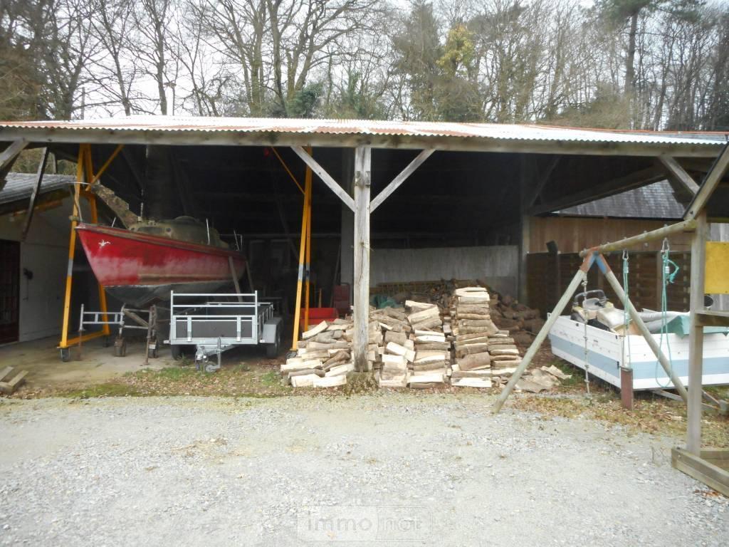 Garage et parking a vendre Le Sourn 56300 Morbihan  58088 euros