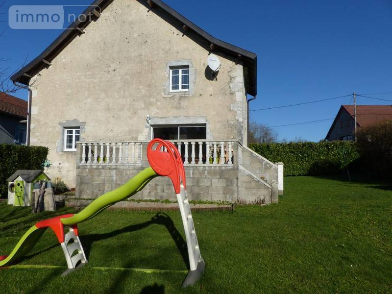 Achat maison a vendre maisod 39260 jura 120 m2 5 pi ces for Achat maison neuf 13