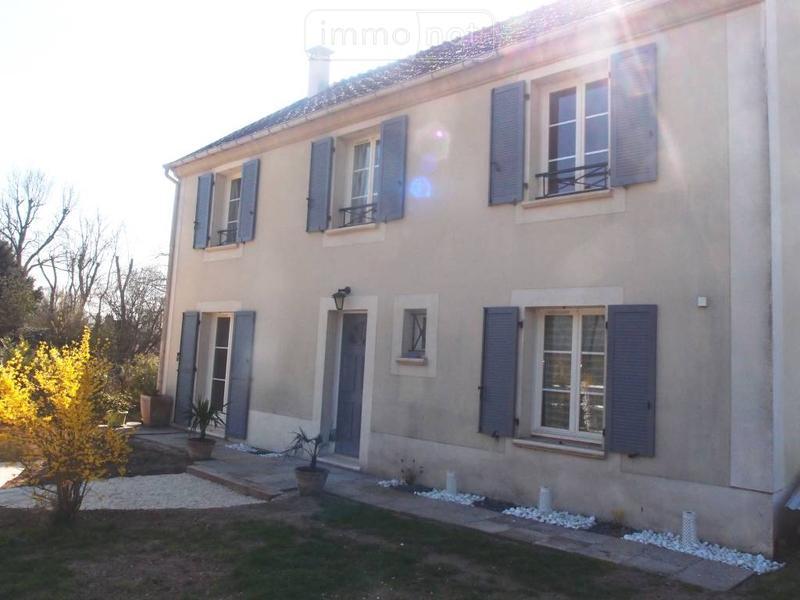Achat maison a vendre magny en vexin 95420 val d 39 oise 155 m2 5 pi ces 3 - Grange a vendre val d oise ...