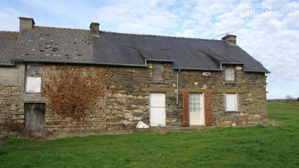 achat maison a vendre redon 35600 ille et vilaine 78 m2 3 pi 232 ces 58880 euros