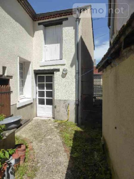 Maison a vendre Bourges 18000 Cher 123 m2 4 pièces 130000 euros