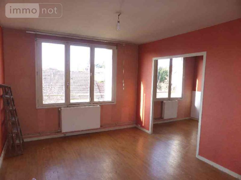 achat appartement a vendre bourges 18000 cher 68 m2 4 pi ces 56990 euros. Black Bedroom Furniture Sets. Home Design Ideas