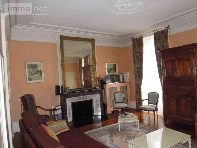Maison a vendre Bourges 18000 Cher 248 m2 10 pièces 361872 euros