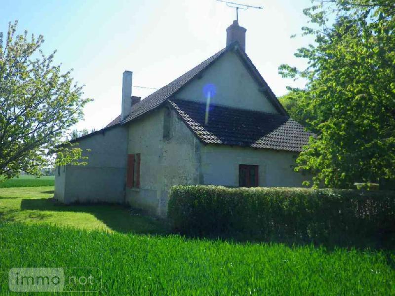 Maison a vendre Luçay-le-Libre 36150 Indre 107 m2 4 pièces 78622 euros