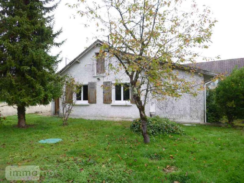 Maison a vendre Mehun-sur-Yèvre 18500 Cher 94 m2 4 pièces 102312 euros