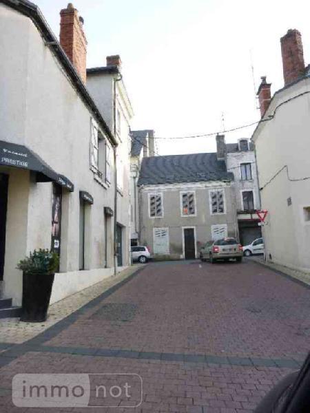 Maison a vendre Vierzon 18100 Cher 132 m2 7 pièces 93042 euros