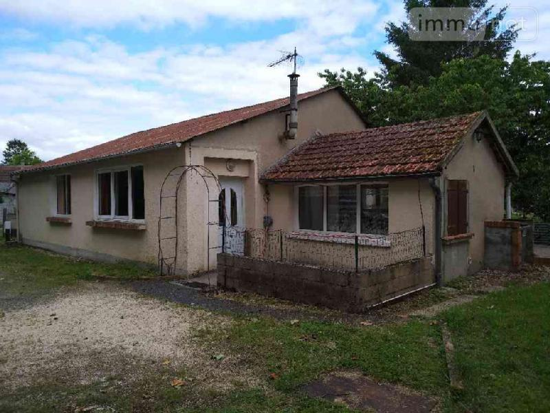 Maison a vendre Mehun-sur-Yèvre 18500 Cher 99 m2 4 pièces 117080 euros