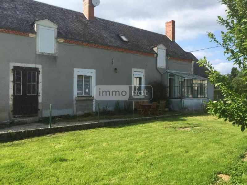 Maison a vendre Saint-Hilaire-de-Court 18100 Cher 100 m2 5 pièces 114672 euros