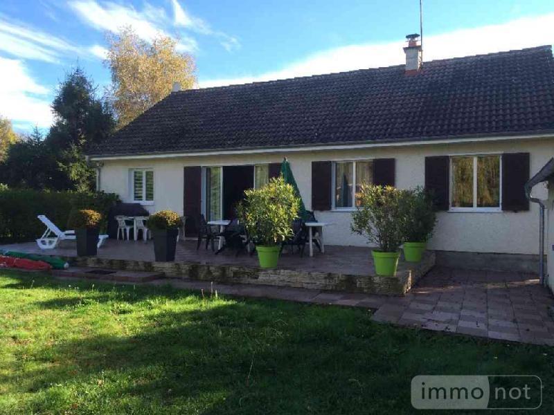 Maison a vendre Thénioux 18100 Cher 100 m2 5 pièces 135272 euros
