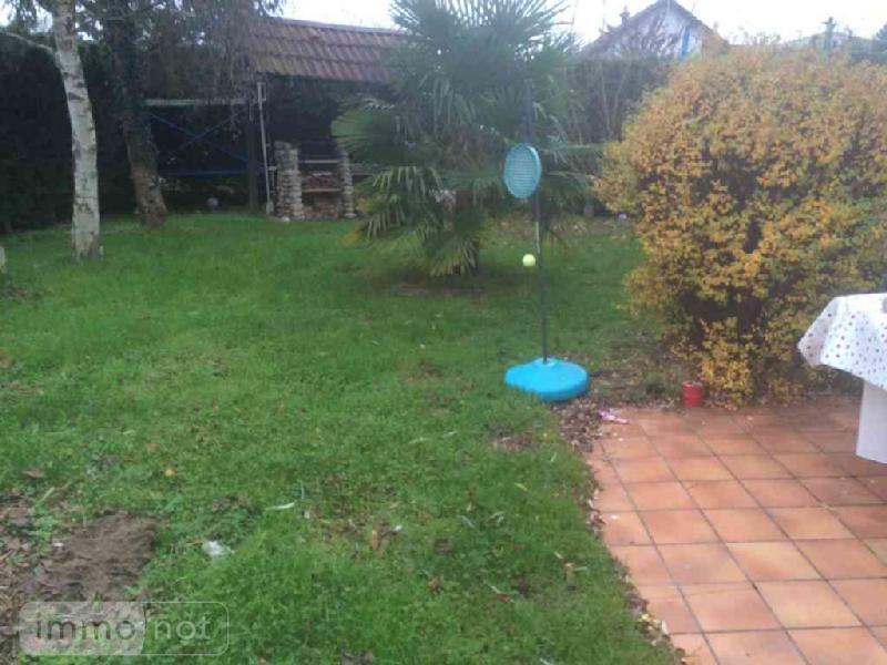 Maison a vendre Vignoux-sur-Barangeon 18500 Cher 140 m2 6 pièces 135272 euros