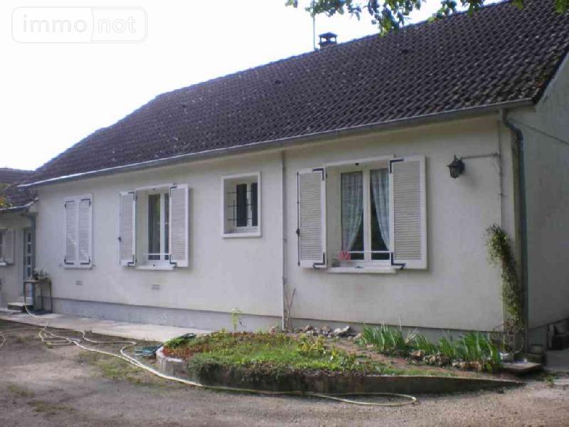 Maison a vendre Neuvy-sur-Barangeon 18330 Cher 110 m2 5 pièces 130122 euros