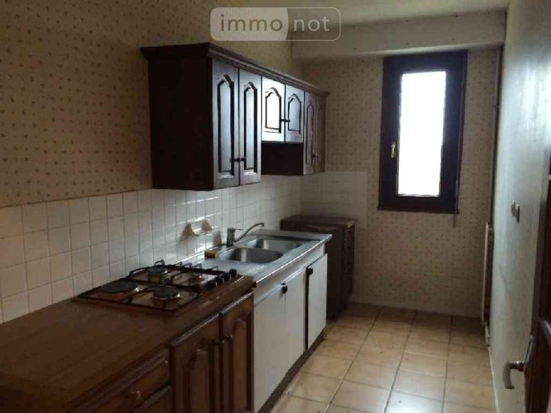 Appartement a vendre Vierzon 18100 Cher 70 m2 4 pièces 52872 euros
