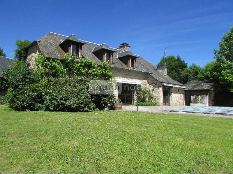 Achat maison a vendre saint germain les vergnes 19330 correze 150 m2 6 pi ces 382472 euros - Maison a vendre en correze ...