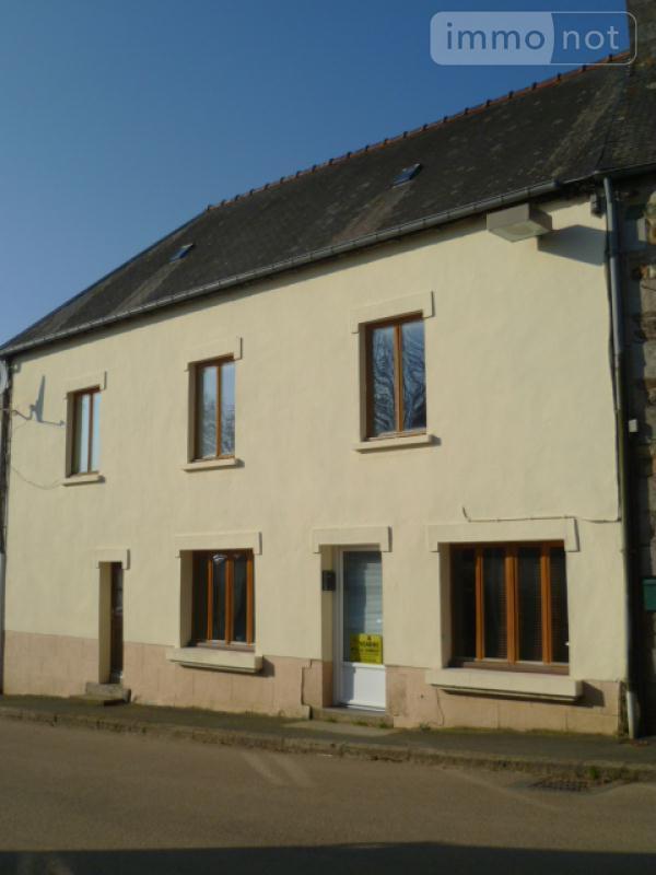 Maison a vendre Plougonver 22810 Cotes-d'Armor 90 m2 4 pièces 58012 euros