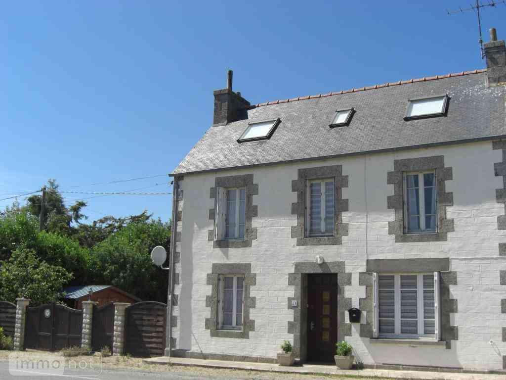 Maison a vendre Louargat 22540 Cotes-d'Armor 117 m2 6 pièces 110250 euros