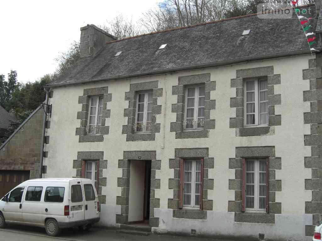 Maison a vendre Belle-Isle-en-Terre 22810 Cotes-d'Armor 95 m2 5 pièces 43500 euros