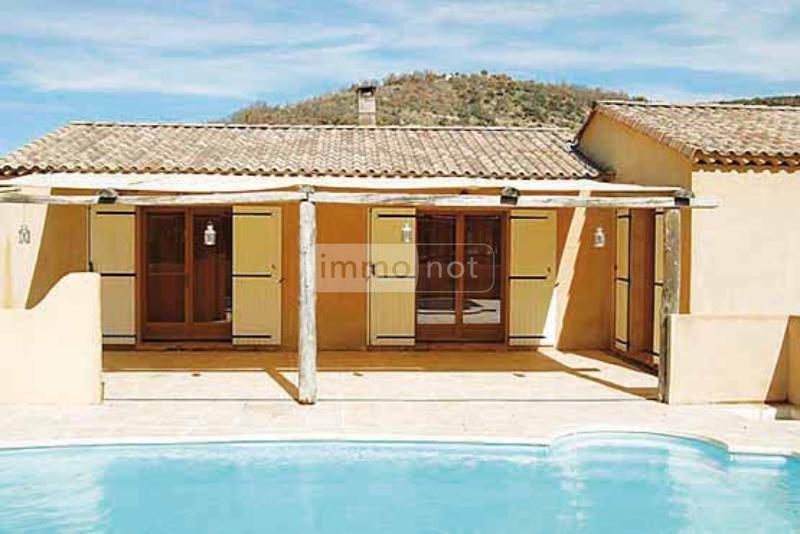 Maison a vendre Estoublon 04270 Alpes-de-Haute-Provence 118 m2 6 pièces 226942 euros