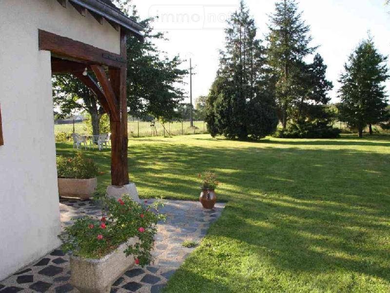 Maison a vendre Fontaine-Raoul 41270 Loir-et-Cher 156 m2 6 pièces 207500 euros