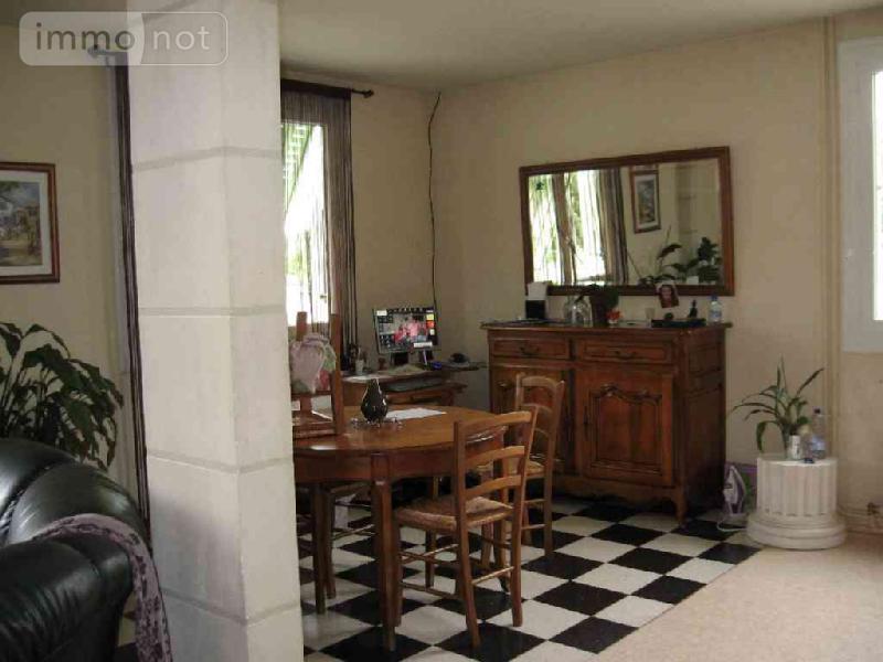 Maison a vendre Saint-Jean-Froidmentel 41160 Loir-et-Cher 103 m2 5 pièces 70400 euros