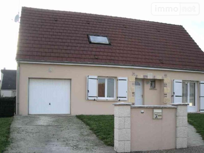 Maison a vendre Saint-Denis-les-Ponts 28200 Eure-et-Loir 122 m2 6 pièces 192000 euros