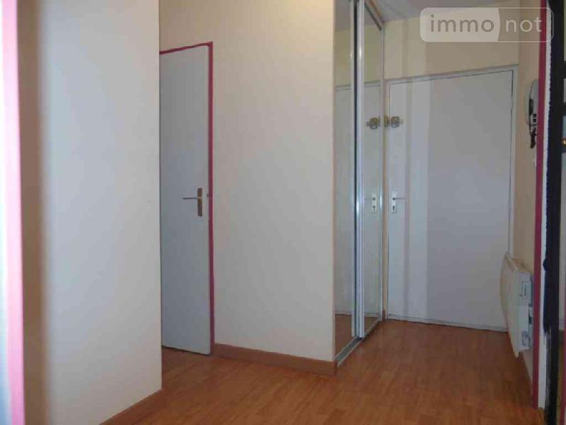 Appartement a vendre Châteaudun 28200 Eure-et-Loir 47 m2 2 pièces 73500 euros