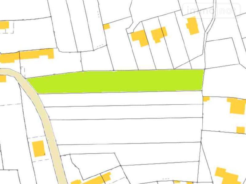 Terrain a batir a vendre Plouhinec 29780 Finistere 2190 m2  34821 euros