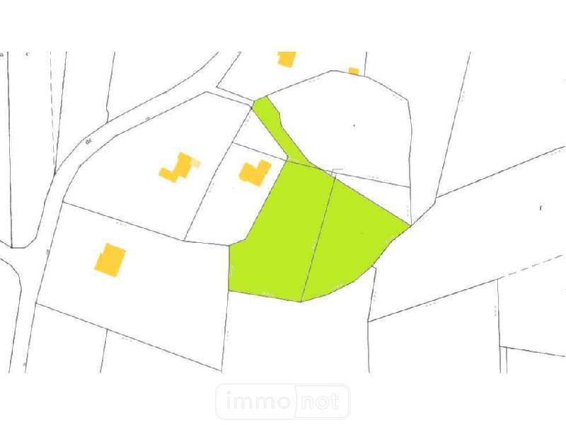 Terrain a batir a vendre Beuzec-Cap-Sizun 29790 Finistere 3974 m2  66262 euros