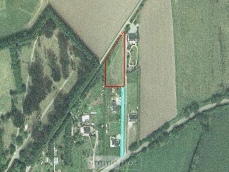 Terrain a batir a vendre Pont-Croix 29790 Finistere 1955 m2  73472 euros