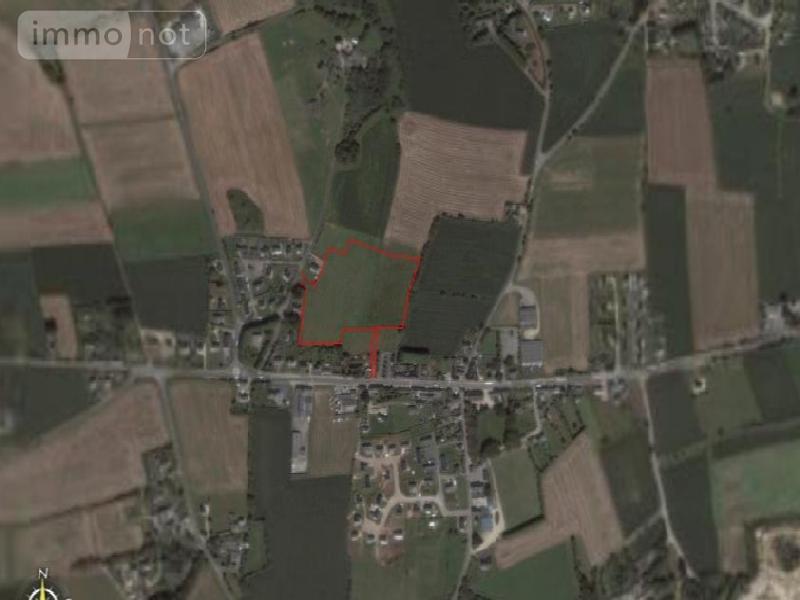 Terrain a batir a vendre Confort-Meilars 29790 Finistere 734 m2  47433 euros