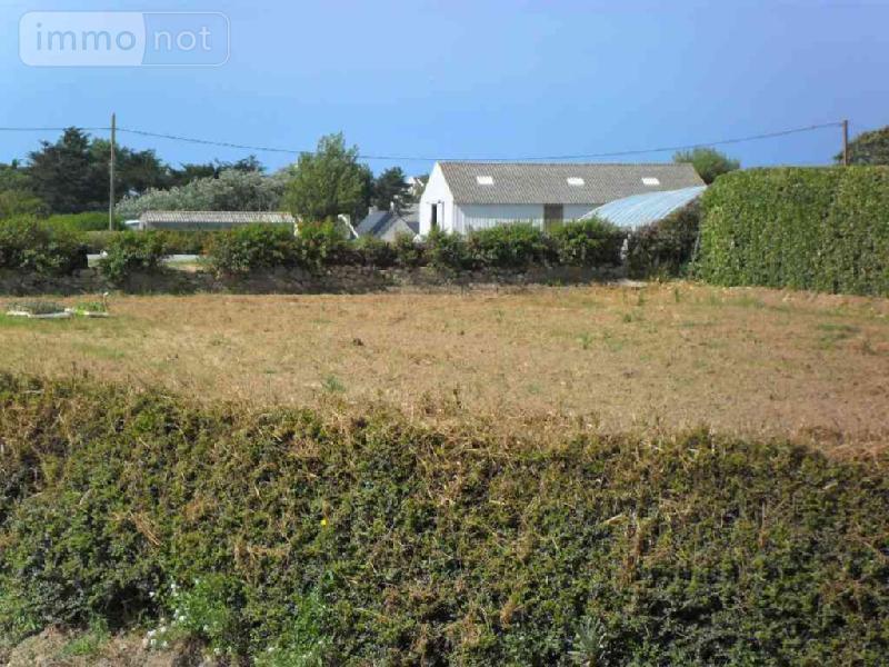 Terrain a batir a vendre Santec 29250 Finistere 646 m2  61256 euros