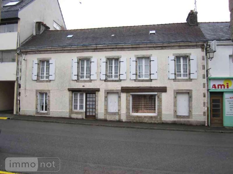 Maison a vendre Scaër 29390 Finistere 232 m2 11 pièces 88922 euros