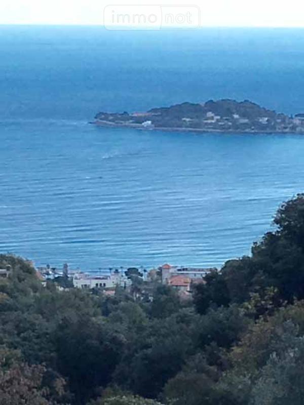 Terrain a batir a vendre Villefranche-sur-Mer 06230 Alpes-Maritimes  828000 euros